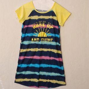 Wonder nation size LG girls night dress